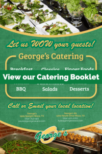Georges-Catering-Booklet